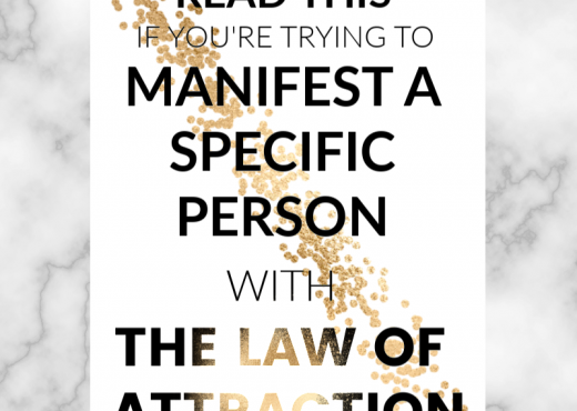 If you have ever wanted to manifest a specific person using the law of attraction, this post is for you. Can it be done? Should it be done? How do you do it? Read on to find out the answers to all these questions and more.